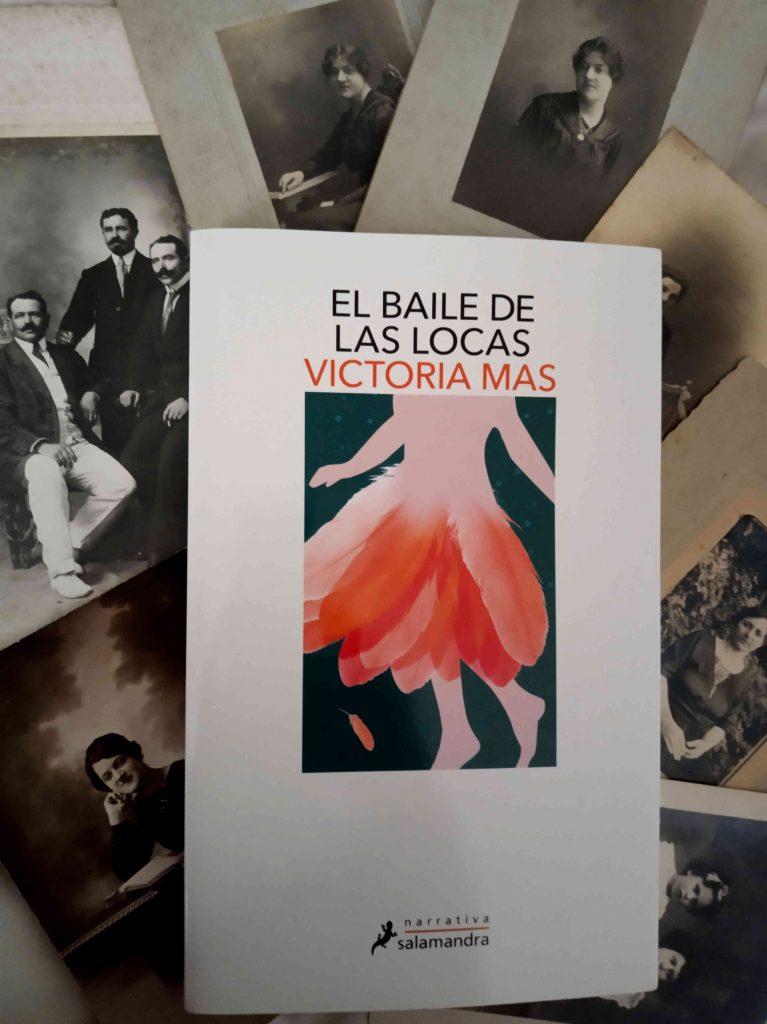 """Libro """"El baile de las locas"""""""